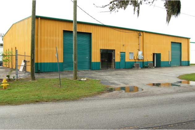 tampa bay florida building for sale